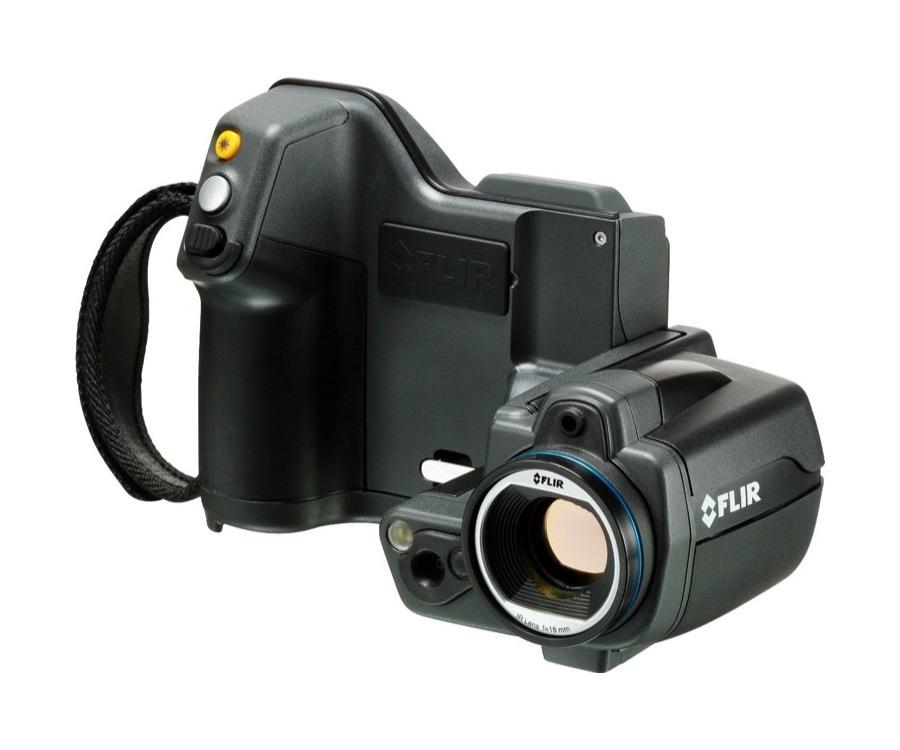 camara-termografica-flir-t440-con-lente-25-front